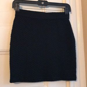Free People body-con skirt